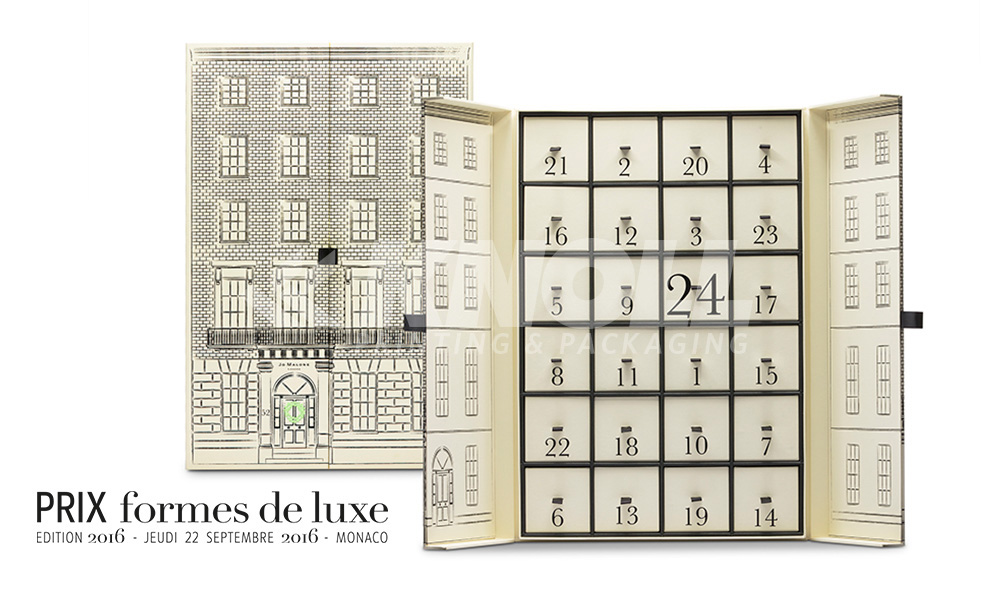 Jo Malone Advent Calendar - Knoll Printing & Packaging